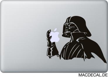 MacBook Sticker Vader Apple
