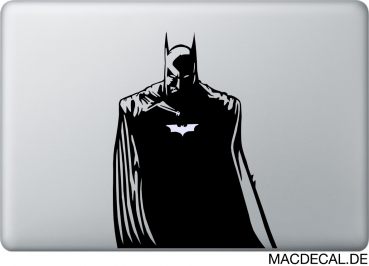 MacBook Sticker Aufkleber - Batman - The Dark Knight