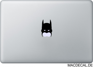MacBook Sticker Aufkleber - Batman Mask