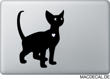 MacBook Sticker Aufkleber - Devon Rex