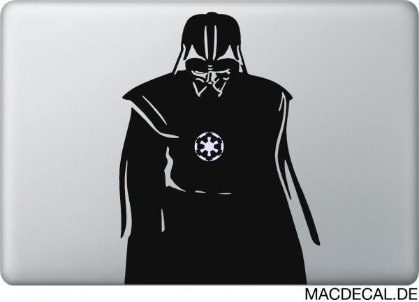 MacBook Sticker Darth Vader