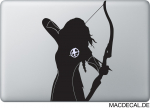 MacBook Sticker Hunger Games