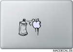 MacBook Sticker Graffiti