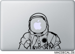 MacBook Sticker Aufkleber - Astronaut