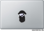 MacBook Sticker Pirates of the Caribbean