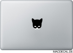 MacBook Sticker Aufkleber - Catwoman