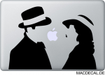 MacBook Sticker Aufkleber - Hollywood