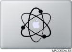 MacBook Sticker Aufkleber - The Big Bang Theory