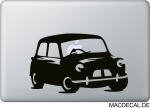 MacBook Sticker Aufkleber - Mini Cooper