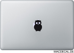 MacBook Sticker Eule aufkleber