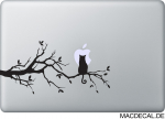 MacBook Sticker Kitty