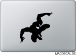 MacBook Sticker Spider Man